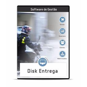 Software Gestão Empresa De Disk Entregas
