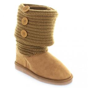 Botin Para Mujer Furor 30571-041810 Color Amarillo