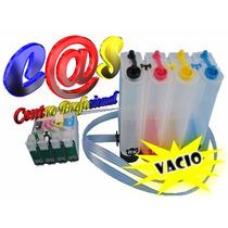 Sistema Continuo De Tinta Nx230, Nx127, Nx130, Nx125 Vacio