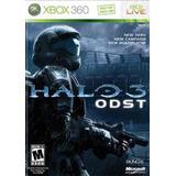Juego Xbox 360 Halo 3 Odst - Fisico
