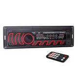 Radio Automotivo Fm Usb Mp3 Pendrive Cartão Sd Controle 293u