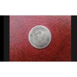 Moneda De Plata Bolivar De 1935 Estados Unidos De Venezuela