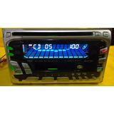 Toca Cd E Radio Receiver Jvc - Funciona - Ler Anúncio