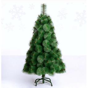 Árvore De Natal Pinheiro Luxo Verde 120cm Linda-linda!!