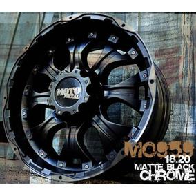 Rin Moto Metal Para Pickup Y Suv Ford Chevrolet Toyota Etc.