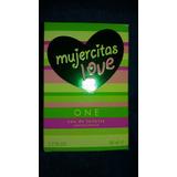 Perfume Mujercitas Love One 50ml