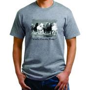 Camiseta - Vento, Cavalo, Peão