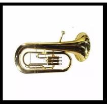 Bombardino (euphonium) Lord Music - 3 Pistos Com Estojo
