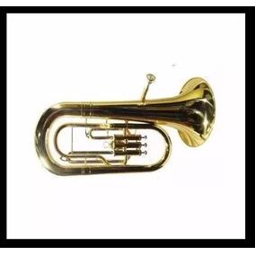 Bombardino (euphonium) Lord Music - 3 Pistos + Estojo 13799