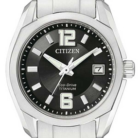 Reloj Citizen Ew2101-59e Titanio Cristal De Zafiro -kairos--