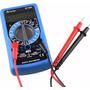 Multimetro Multiteste Digital Et-1002 Portatil Minipa