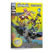 Hq Batman/fortnite Ponto Zero Vol 1 Lançamento 2021 Lacrado