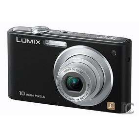 Cámara Fotográfica Panasonic Dmc-f2 10.1 Mp