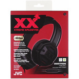 Auricular Jvc Ha-sr50x Xtreme Xplosives 40.0mm Dj Rap Smart