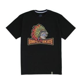 Camiseta Simple Skate Native