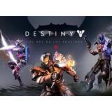 Destiny Todos Sus Dlc Xbox 360