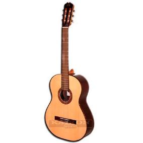 Guitarra Electrocriolla La Alpujarra 75ec Para Zurdo