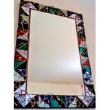 Espejo Mosaico- Exclusivo