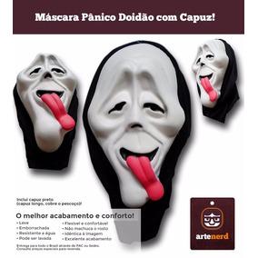 Máscaras Halloween: Todo Mundo Em Pânico (doidão)