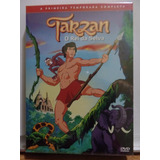 Dvd Tarzan O Rei Da Selva - 4 Discos Novo Lacrado