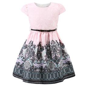 Vestido Niña, Elegante, Hermoso, Talla 3 A 12