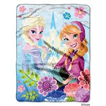 Frozen Fjord Floral El Noroeste Empresa De Disney Micro Ra