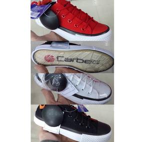 Zapatos Tipo Converse Para Niños Carbec