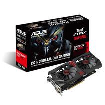 Placa De Video R9 380 Asus Radeon Strix Oc 2gb Gddr5 256 Bit