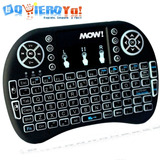Mini Teclado Mow Smart Tv Led Netflix Youtube