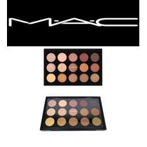 Nova Paleta De Sombras Mac X15 Warm Neutral Pronta Entrega!!