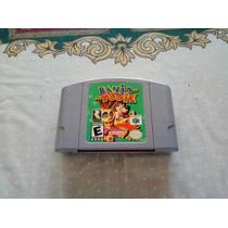 Juego Banjo Tooie Nintendo 64 N64