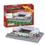 Estadio A Escala Rompecabezas 3d Manchester United
