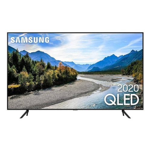 "Smart TV Samsung Series Q QN55Q60TAGXZD QLED 4K 55"" 100V/240V"
