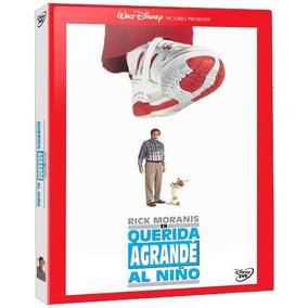 Dvd - Querida Agrandé Al Niño