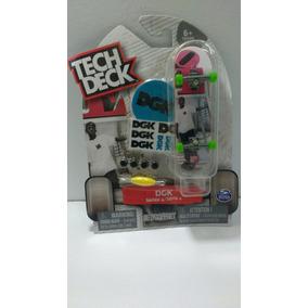 Skate De Dedo - Tech Deck - Dgk - Novo E Lacrado