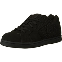 Dc Zapato Con Cordones Para Mujer, Negro / Negro / Negro, 11
