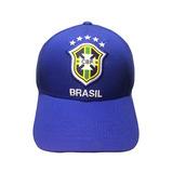 Bone Seleção Brasileira - Futebol no Mercado Livre Brasil a62338ab8e2