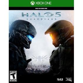 Halo 5 Guardians - Exclusivo Xbox One - Nuevo Y Sellado