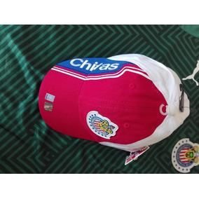 Gorra De Las Chivas Mdn Color Primario Blanco en Mercado Libre México 21770755116