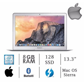Apple Macbook Air I5 8gb 128ssd 13.3 Hd Modelo 2017