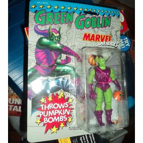 Homem Aranha Duende Verde Vintage Boneco Toy Biz Mattel Atma