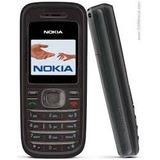 Carcaça Celular Nokia 1208 Completa + Teclados + Botões