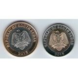 Monedas Bimetalicas De Sudan Del Sur Las 2 A $ 225