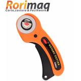 Cortador Circular 45mm Manual Para Patchwork E Scrapbook