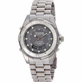 Relógio Technos Skydiver Anadigi T20557/6c - Super Promoção