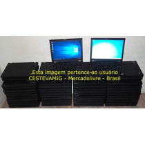 Notebook Lenovo T410 Intel Core I5 2.4 Ghz 4gb Ddr3 Sem Hd