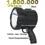 Silibim/farolete Tático Nautika 1.500.000 Velas Pm/caça