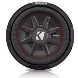 Bajo Woofer Kicker Plano 800w 400 Rms 10 Pulgadas Audio Auto