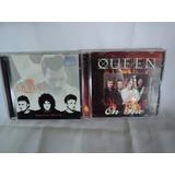 Cd Queen Freddie Mercury Lote De 2 Unidades