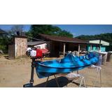 Caiaque De Pesca Com Suporte P/ Motor, Porta Objetos Térmico